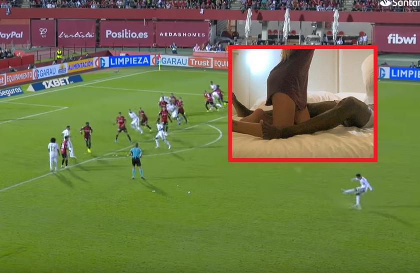 Heroj sa meèa Real Madrida zapalio internet, isplivale slike iz kreveta! Devojka mu je NEZASITA (FOTO)