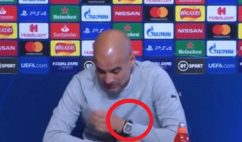 Specijalno napravljen sat za Nadala, kod Pepa? Neæete verovati koliko košta Gvardiolin sat! (FOTO/VIDEO)