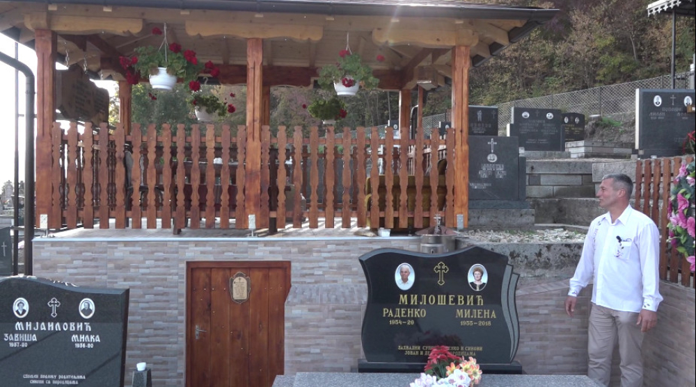 Image result for dejan milosevic grobnica