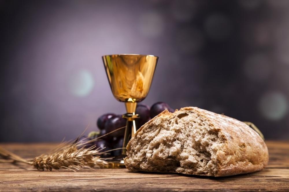 hleb, vino, post