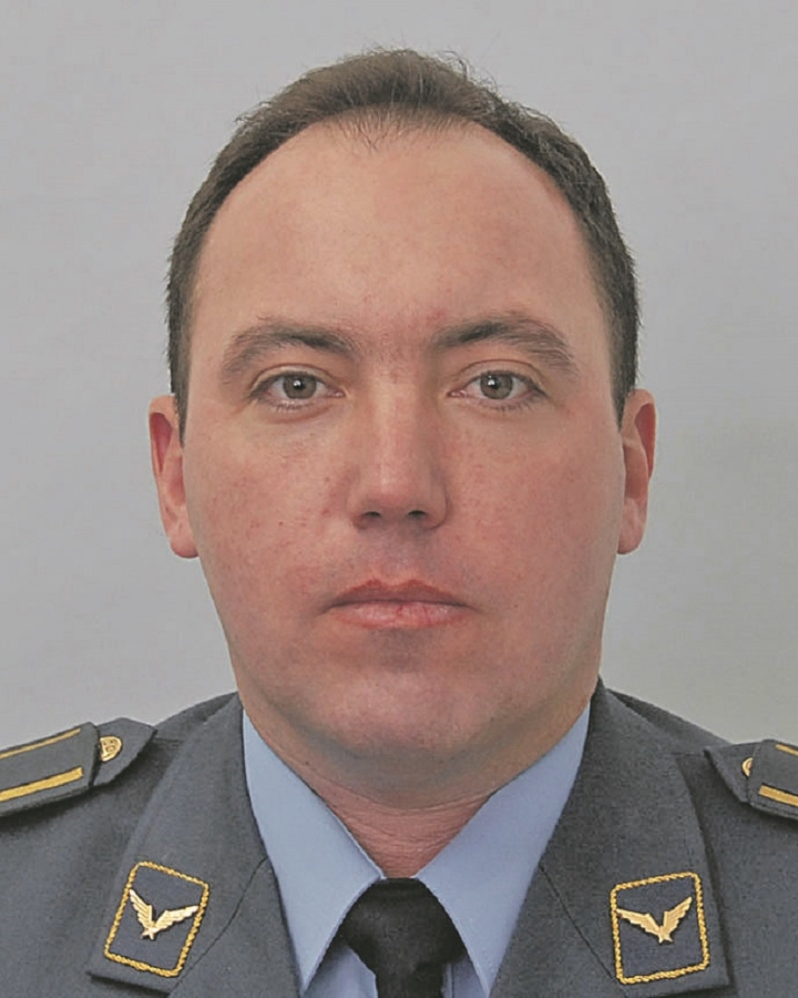 major Dejan Krsnik