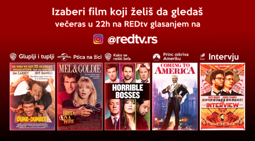 RED TV!