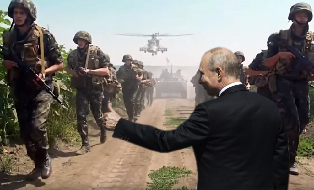 Američki list ocenio mogućnost vojnog sukoba Rusije i Ukrajine