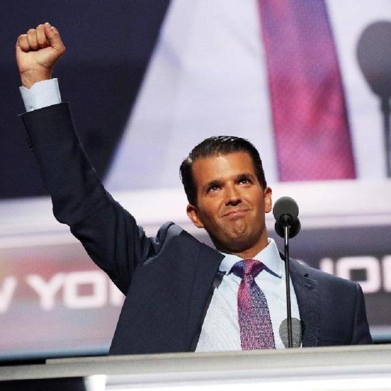 Sin Donalda Trampa pozitivan na koronu!