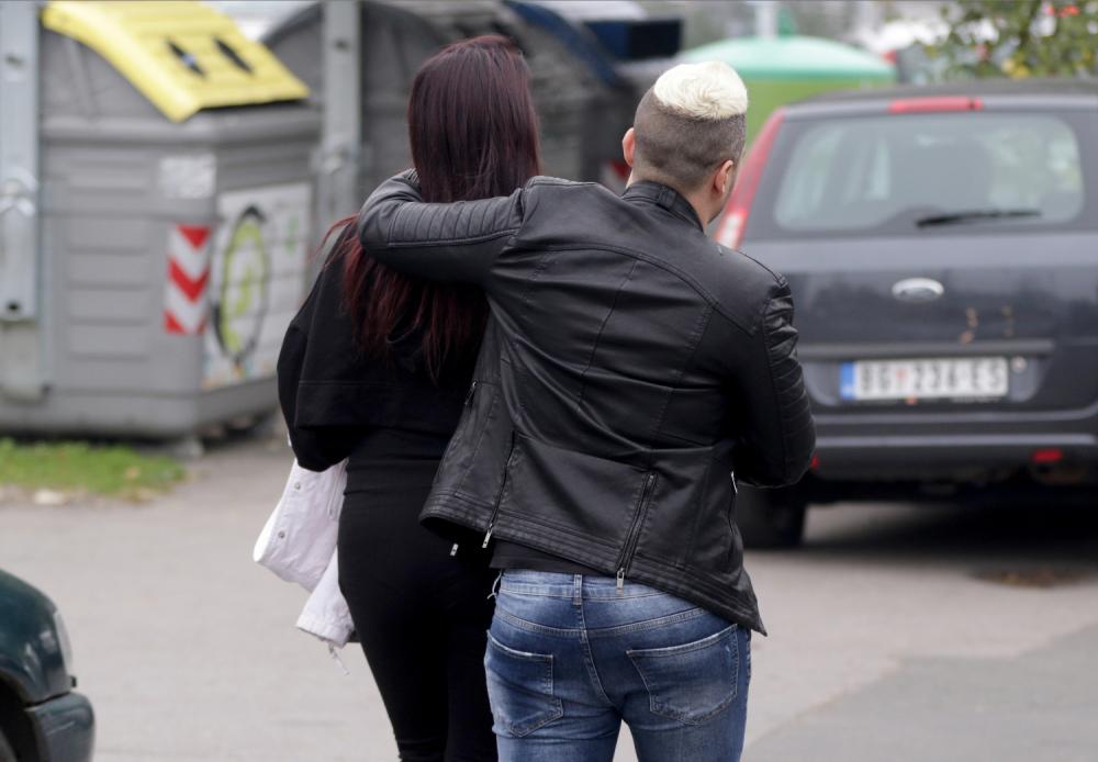 Ivana Krunić i Bane Čolak