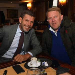 Zvonimir Boban i Robert Prosinečki