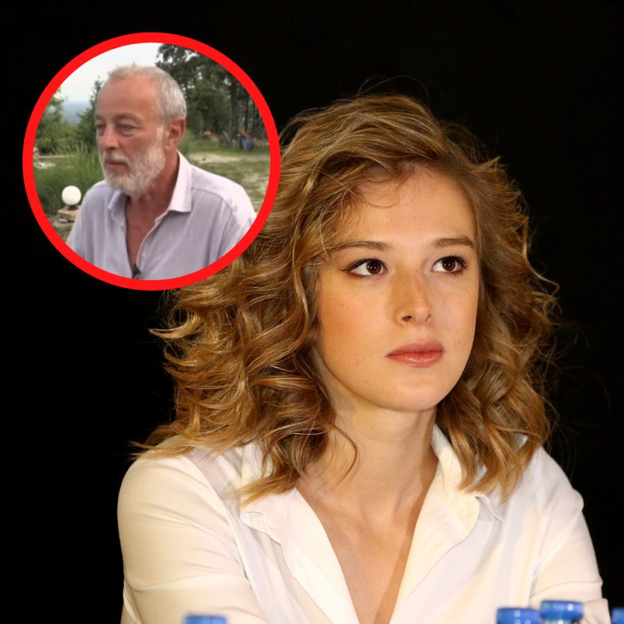 Milena Radulović i Mika Aleksić