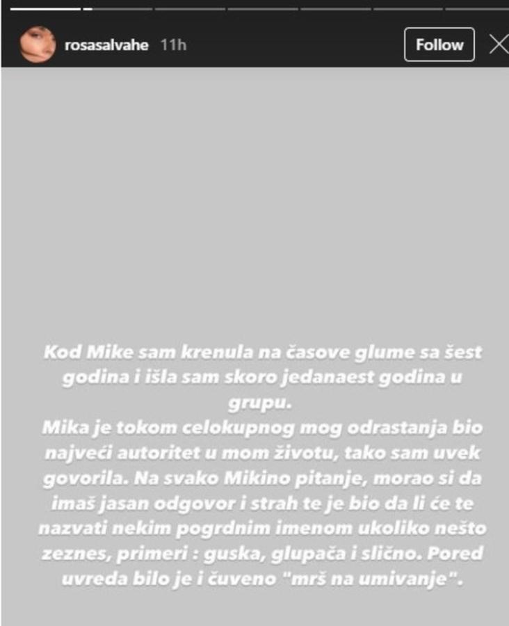 """Sara Zeljković sa još jednom devojkom prijavila Miku Aleksića za  zlostavljanje: """"Dolazim iz policije gde sam zvanično dala izjavu"""" - alo.rs"""
