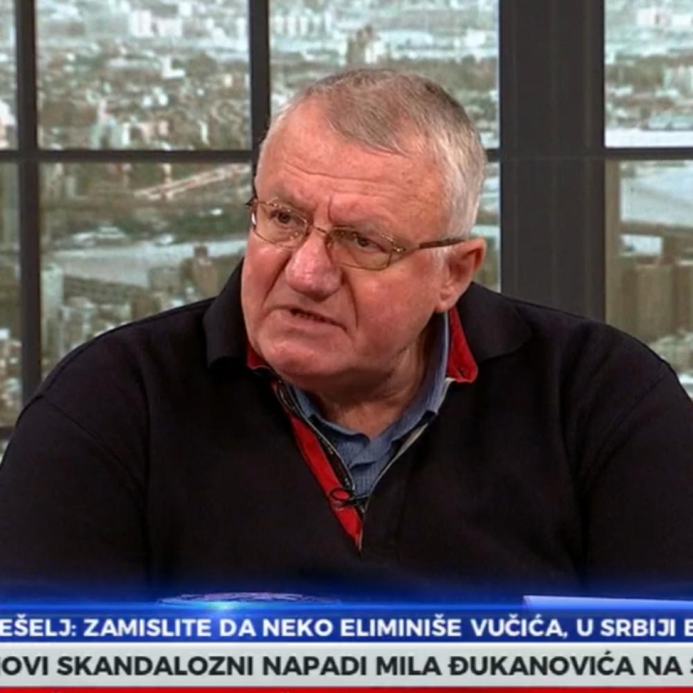 Milo daje milione da ubiju Vučića, stranci će napraviti haos u Srbiji, a  vladu bi preuzela Zorana Mihajlović! - alo.rs