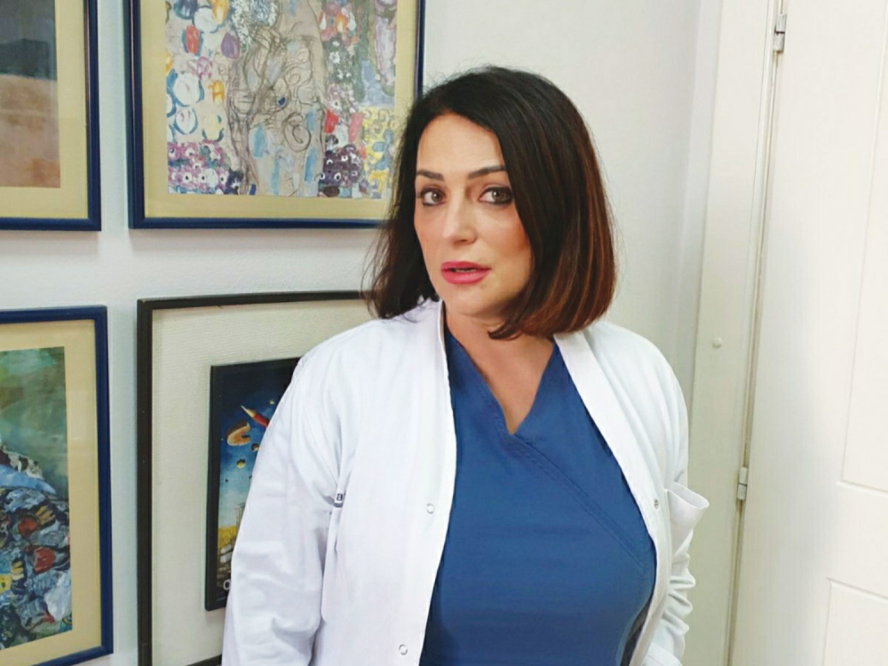 Prof. Dr sci. med. Svetlana Apostolović