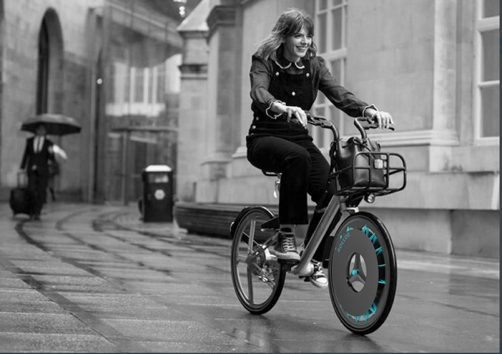 bicikla, točak sa filterom