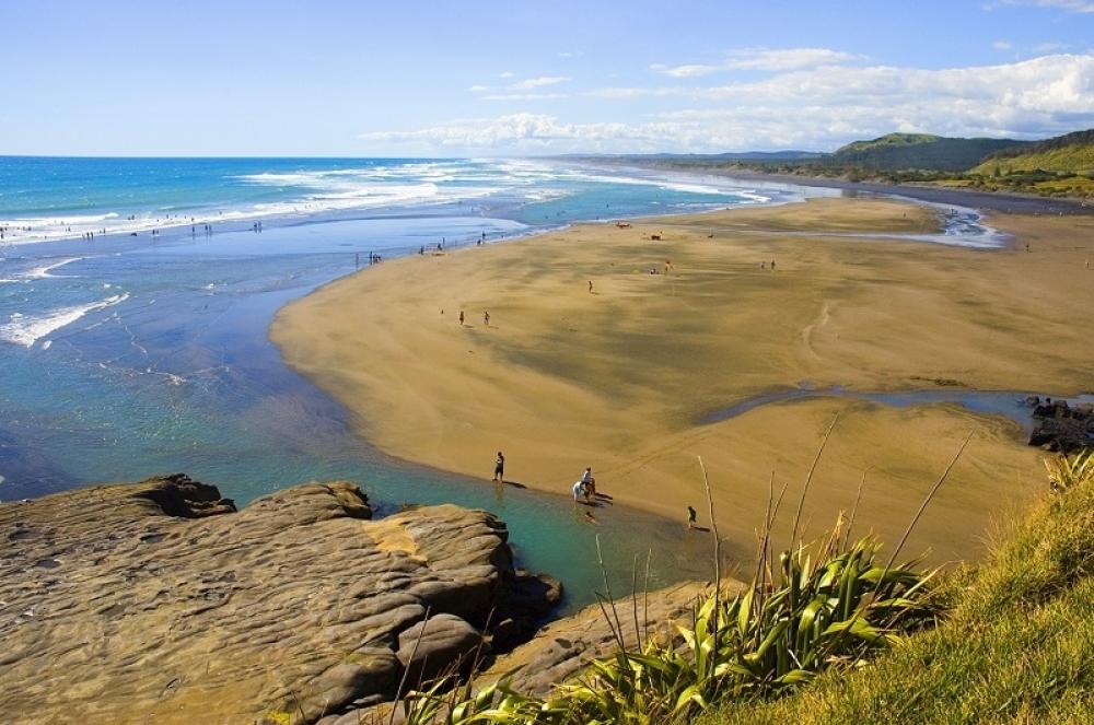 Plaža Murivai, Novi Zeland