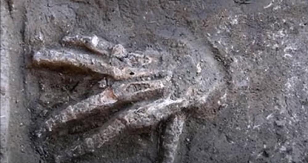 šake, kosti, grobnica, egipat, ruka, div