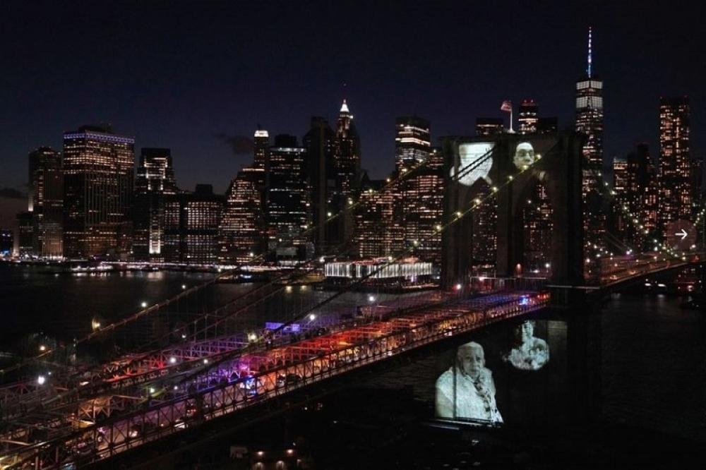Njujork, Bruklin, most, godišnjica