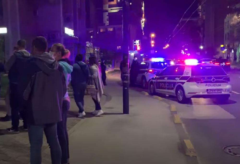 Policija u Sarajevu